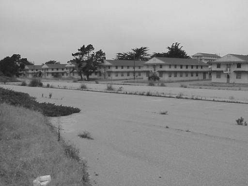 Fort Ord BW Scene