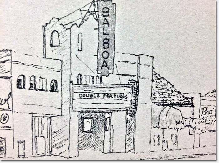 Balboa Theater, San Francisco, by Anonymous